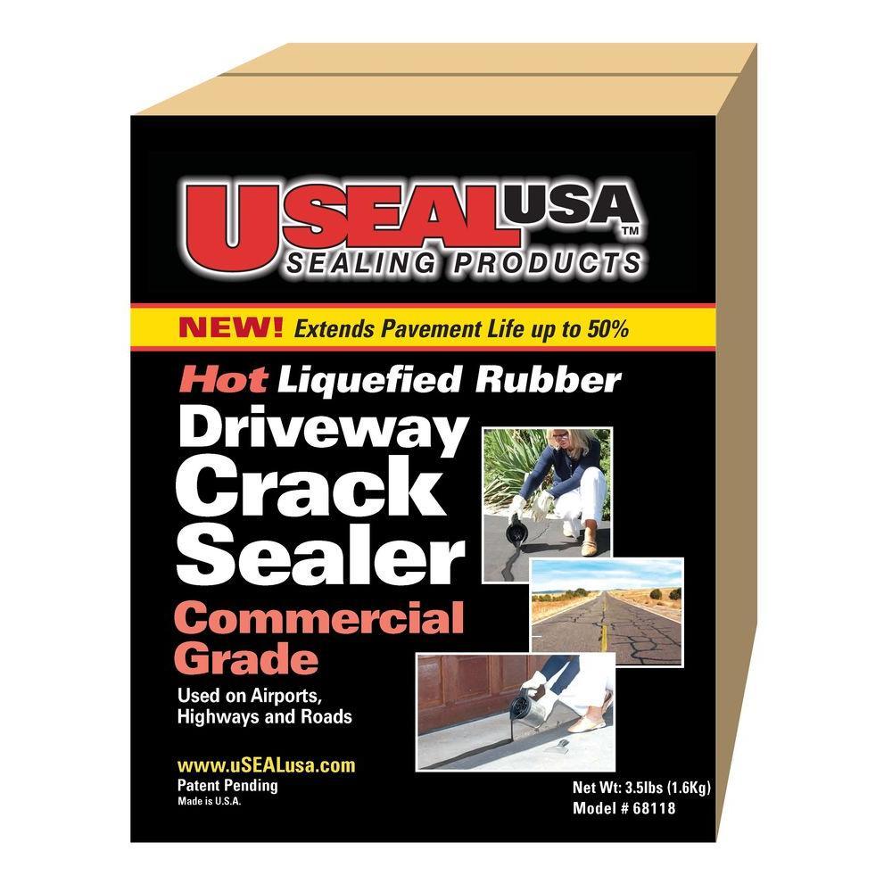 USeal Crack Sealer saumausmassa