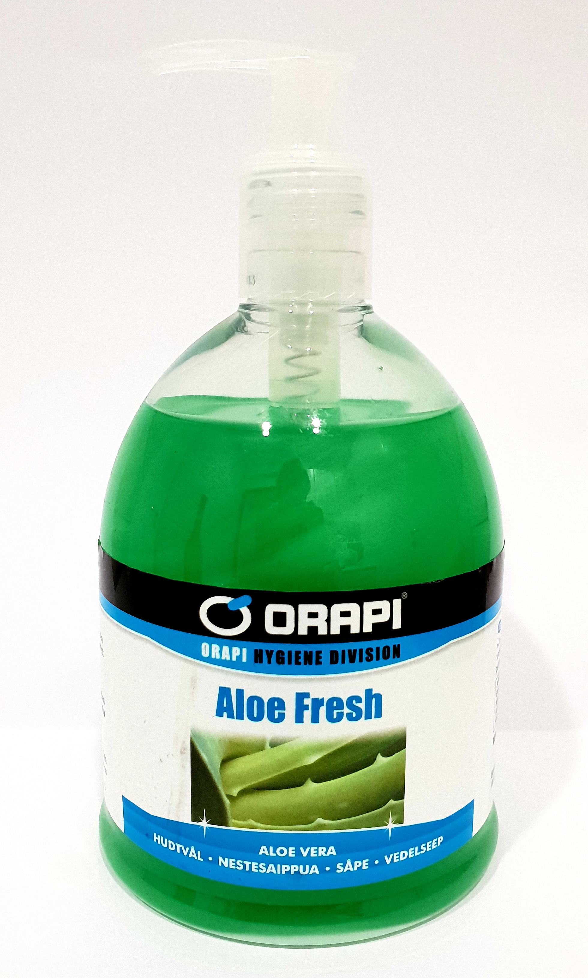 Aloe Fresh – Nestesaippua