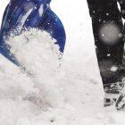 Lumityökalut ja liukkaudenpoisto