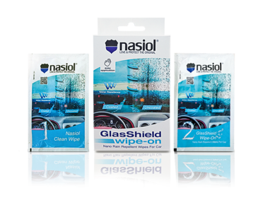 Nasiol GlasShield Wipe-On – Tuulilasipinnoite